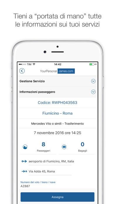 Screenshot of YPJ - per gli autisti4