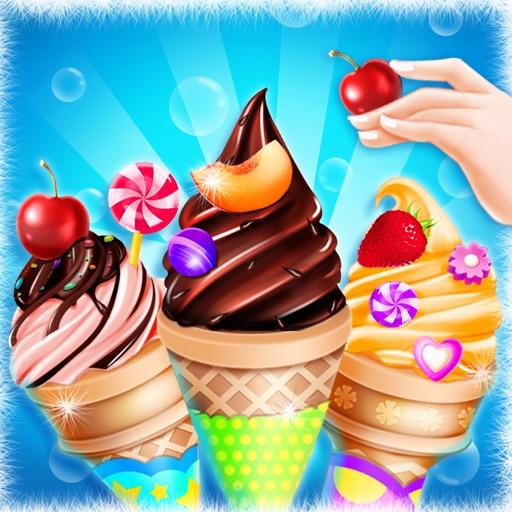 Ice Cream Cones Maker - Cooking Game iOS App
