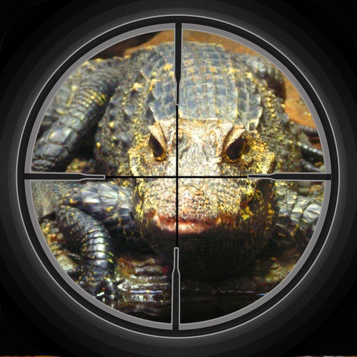 Alligator Attacking Simulation - Swampy Water Dead iOS App
