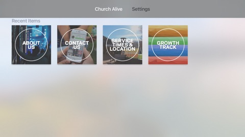 Screenshot #5 for Church Alive