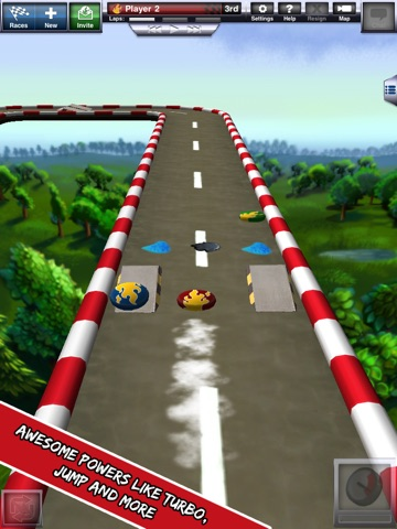 Disc Drivin' HD screenshot 1