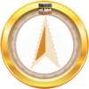 Qibla direction locator/finder : The Qibla locator