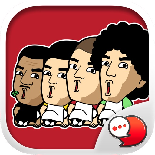 football live chat stickers for imessage free by chatstick. Black Bedroom Furniture Sets. Home Design Ideas