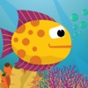 Deep Sea Fishing: sea fish hunting games- free
