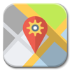 Google Maps Powered Talk & Drive