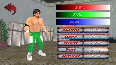 Wrestling Revolution 3D (Pro) Screenshots