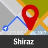 Shiraz Offline Map and Travel Trip Guide