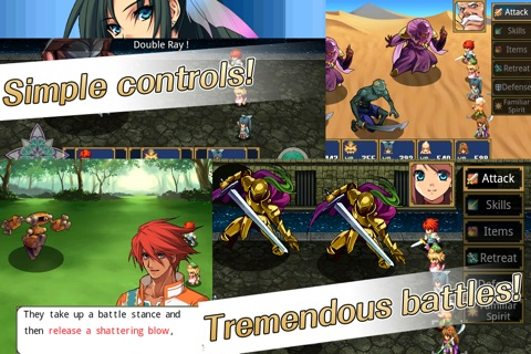 RPG End of Aspiration screenshot 2