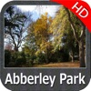 Abberley National Park HD - GPS charts Navigator