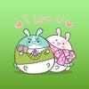 Smith The Happy Bunny Family Stickers Wiki