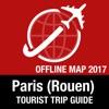 Paris (Rouen) 旅遊指南+離線地圖