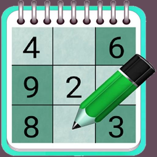 Astonishing Sudoku Puzzle Games iOS App