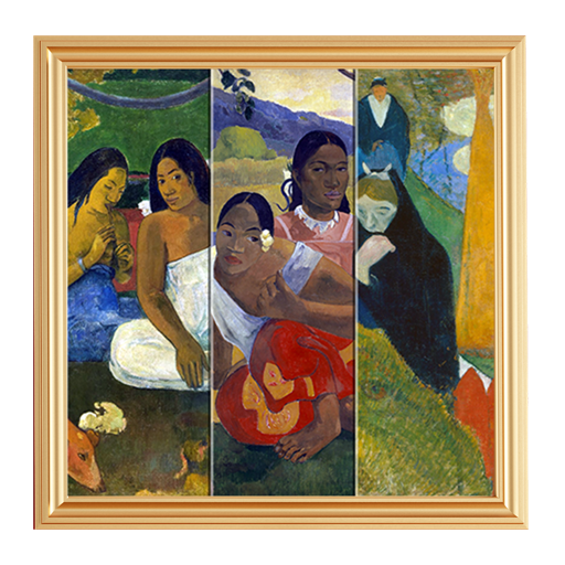 Gauguin Art Jigsaw Puzzle