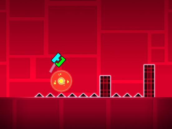 Geometry Dash iPad