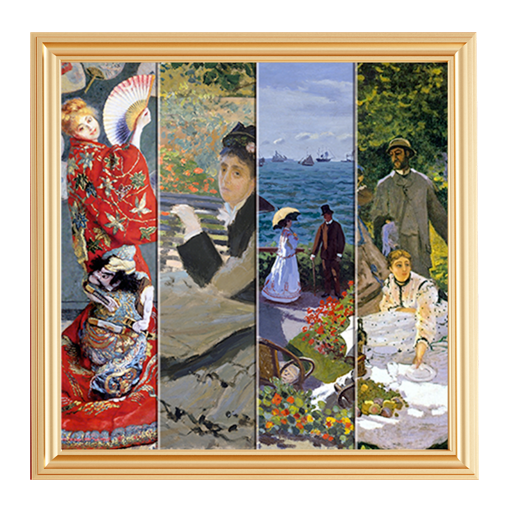 Monet Art Jigsaw Puzzle
