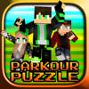 Parkour Puzzle – Find The Button FreeRunner Craft