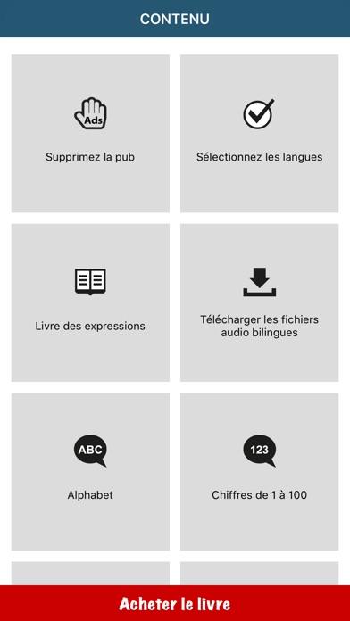 Apprendre le Portugais brésilien - 50 languesCapture d'écran de 1