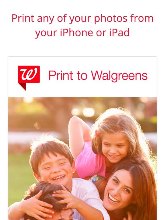 Screenshots of Print Photos: 1 Hour Prints for iPad