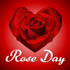 Rose day sticker for iMessage