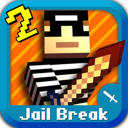 Cops N Robbers (Jail Break 2) - Survival Mini Game