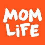 Modern moms network & Pregnancy app Mobile App Icon