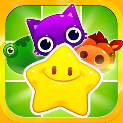 Forest Charm - 3 match jelly candy mania game iOS App