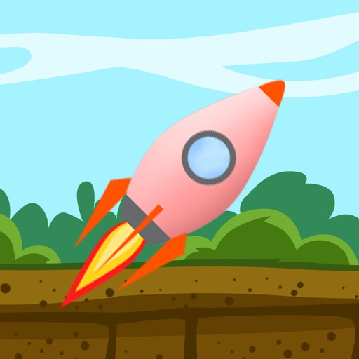 Rocket Fluppy Fly iOS App