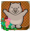 Bear - Zoo Coloring Book - Painting Game for Kids App