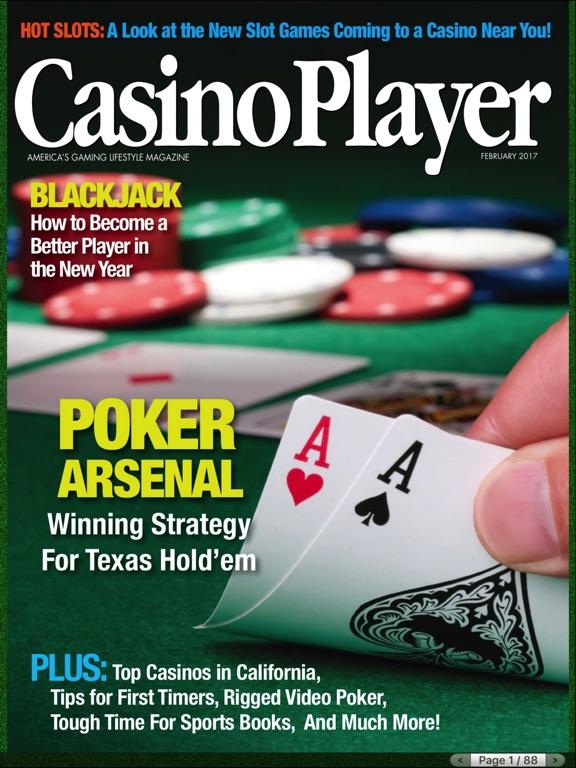 Casino player magazine subscription the westin casuarina las vegas hotel casino & spa reviews