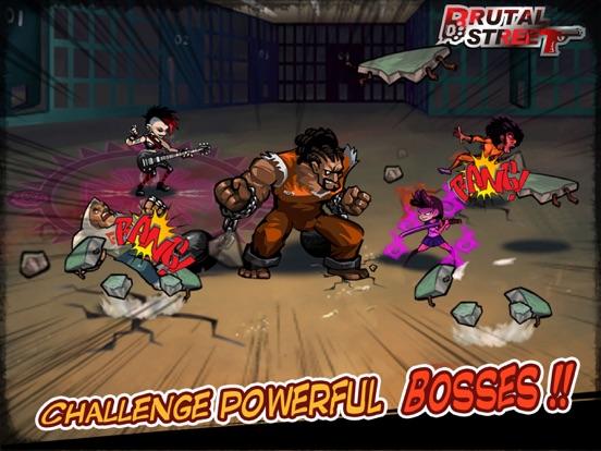Brutal Street Screenshot