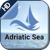 Adriatic Sea boating nautical offline marine chart
