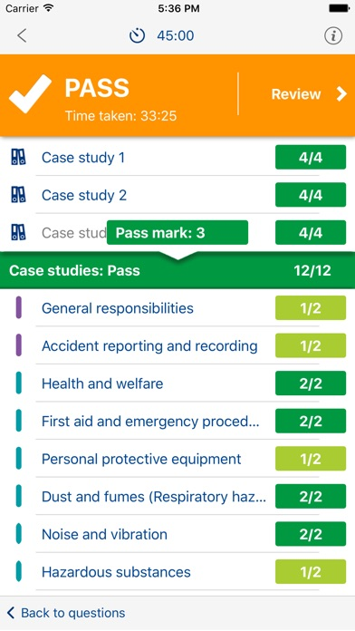 download CITB MAP HS&E test 2017 appstore review