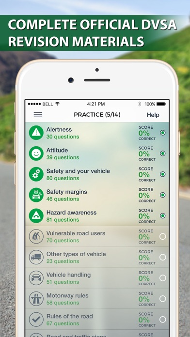 download Theory Test Hazard Perception appstore review