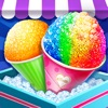 Kids Cooking Snow Cone Maker game free for iPhone/iPad