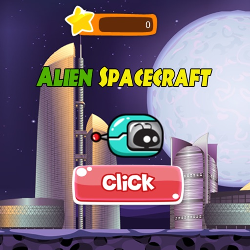 Time of Adventure Family Friendly Alien Spacecraft iOS App