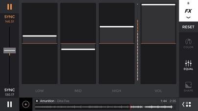 edjing Pro - dj controller screenshot 4