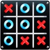 Tic Tac Toe Chess - 2 Player OX Chess Battle Games