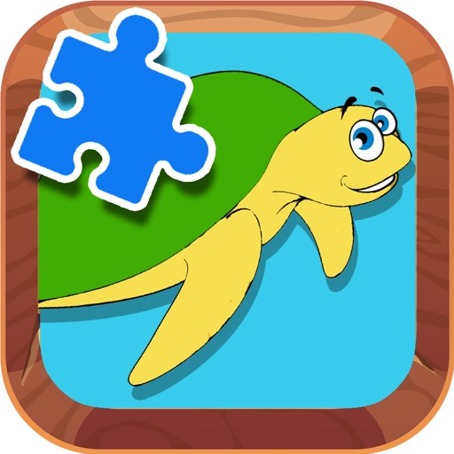 Jigsaw Puzzles Games Turtle Animal Version App Ranking & Review