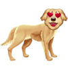 Moxie Moji Labrador emojis and stickers Wiki
