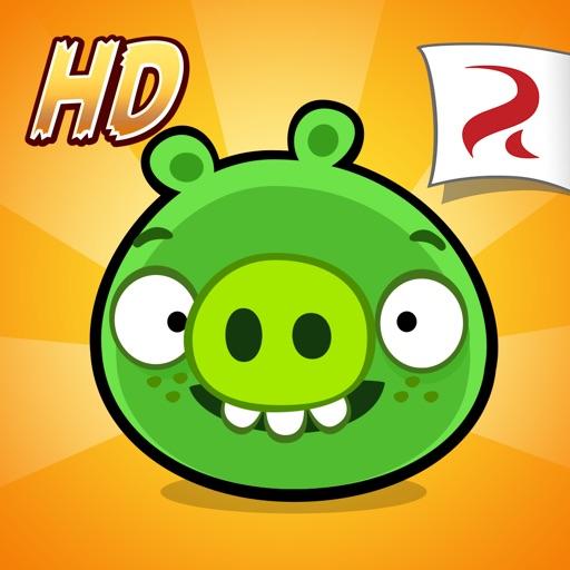 捣蛋猪HD:Bad Piggies HD