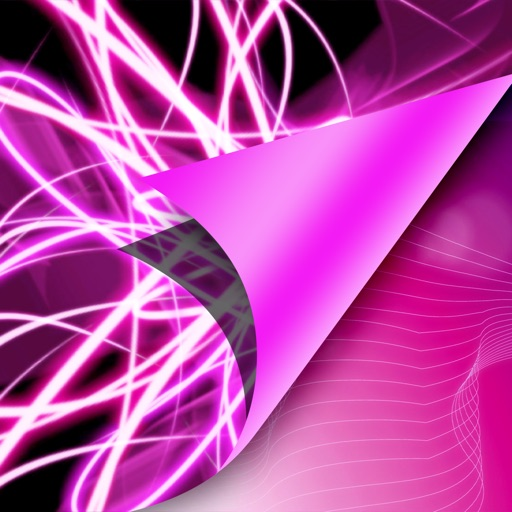 Neon Pink Wallpapers Icon