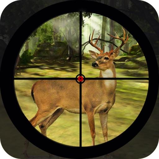 Wild Deer Sniper Hunter 2017: Hunting Simulation iOS App