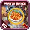Hidden Objects : Winter Dinner