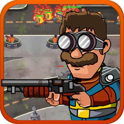 Defend Territory - Shooting Enemy iOS App