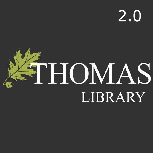 Thomas College Library iOS App
