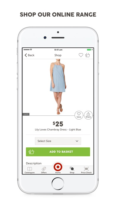 target online order status