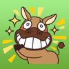 Foolish Donkey - So Lovely Stickers Wiki