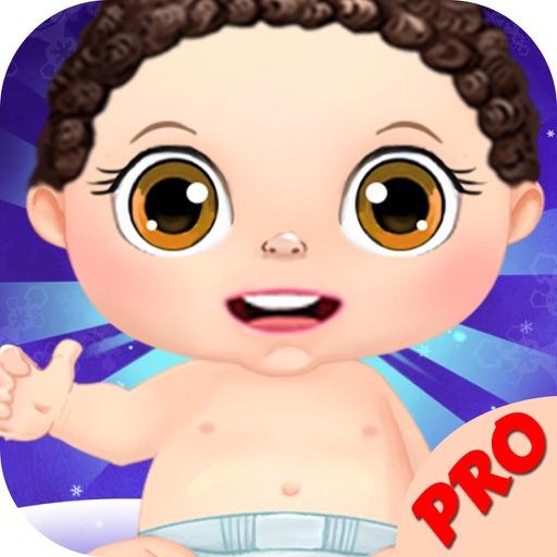 Christmas Baby Caring iOS App
