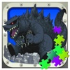 Godzilla Puzzle for Kids Games