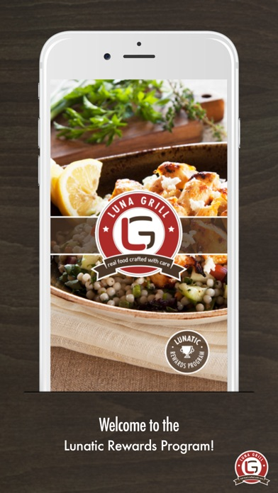 luna grill on the app store